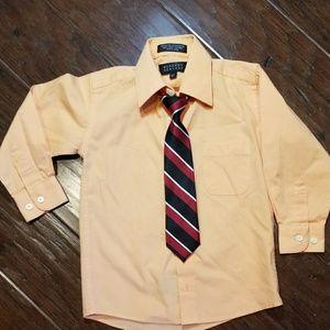 Shirt & tie bundle